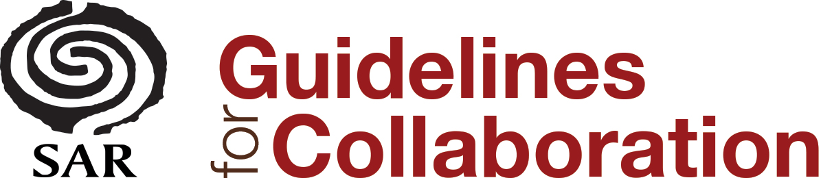 Guidelines for Collaboration